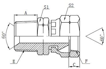 NPSM Adapter ფურნიტურა ნახატი